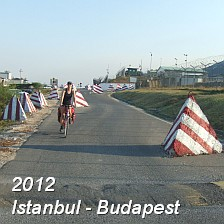Tour 2012: Istanbul - Budapest